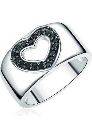 Rafaela Donata Damen Ringe - Ring Herz in , Schmuck für Damen