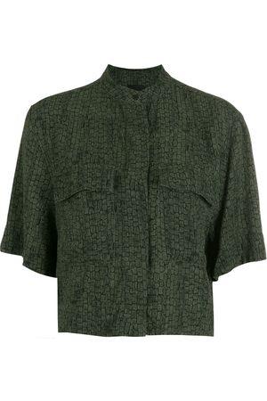 OSKLEN Damen Blusen - Hemd mit Taschen
