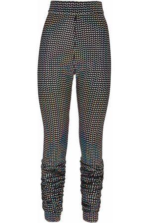 Dolce & Gabbana Leggings mit Print