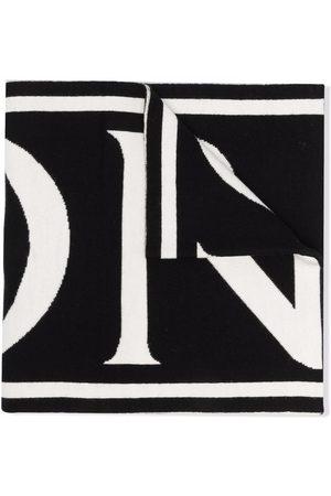 Moncler Schal mit Logo