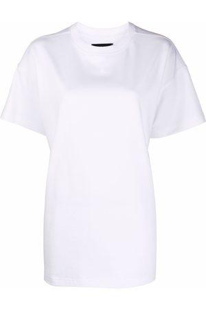 Styland T-Shirt mit rundem Ausschnitt