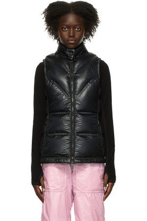 Moncler Black Down Neyzets Vest