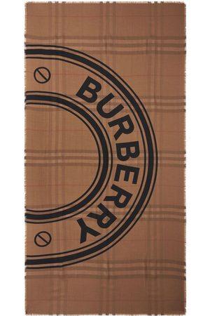 Burberry Wendbarer Schal mit Vintage-Check