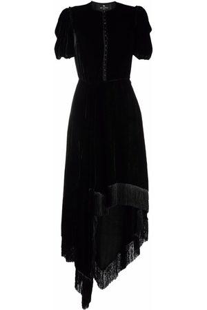 Etro Asymmetrisches Kleid