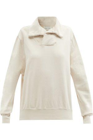 Les Tien Yacht Brushed-back Cotton Sweatshirt