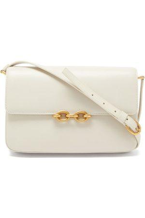 Saint Laurent Le Maillon Medium Leather Shoulder Bag