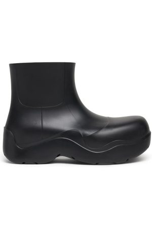 Bottega Veneta The Puddle Biodegradable-rubber Ankle Boots