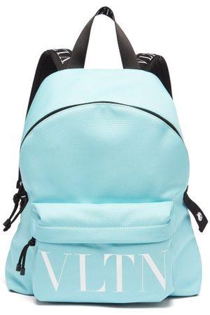 Valentino Garavani Vltn-logo Canvas Backpack