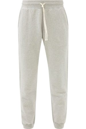Reigning Champ Slim Cotton-jersey Track Pants