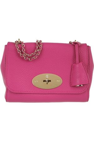 MULBERRY Crossbody Bags Lily Crossbody Bag Grained Leather pink