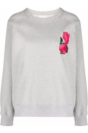 Soulland Damen Sweatshirts - Amy Rose Sweatshirt aus Bio-Baumwolle
