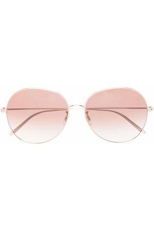 Oliver Peoples Sonnenbrillen - Ysela Pilotenbrille