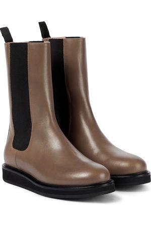 LEGRES Chelsea Boots aus Leder