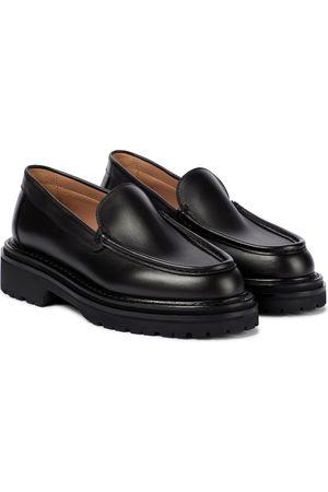 LEGRES Loafers aus Leder