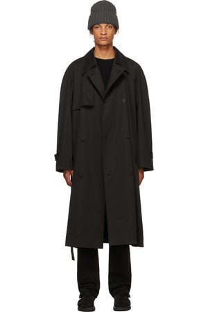 The Row Cashmere Omar Trench Coat