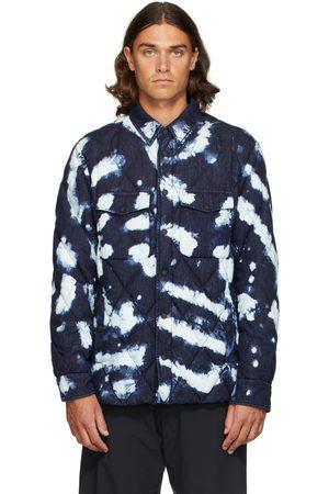 Moncler Grenoble Blue Down Briere Jacket