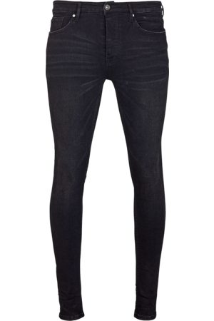 YOUNG POETS SOCIETY Herren Stretch - Herren Jeans Morty 7124 used (black)
