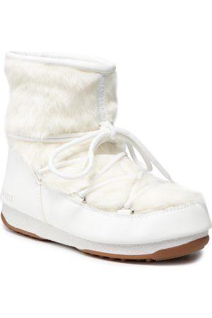 Moon Boot Monaco Low Fur Wp 2 24009700003 Optical White