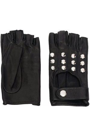 Manokhi Damen Handschuhe - Handschuhe mit Nieten