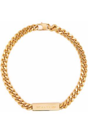 1017 ALYX 9SM Halskette mit Erkennungsmarke