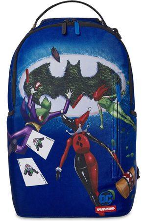 Sprayground Rucksack Aus Canvas Mit Batman-druck