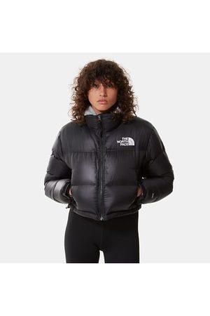 The North Face Nuptse Kurze Jacke Für Damen Tnf Black Größe L Damen