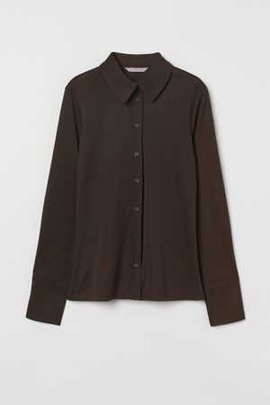 H&M Bluse aus Jersey