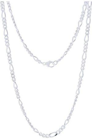 """Luxxos Herren Halsketten - Figarokette """"3,50 Mm Aus 925 Sterling """" in , Schmuck für Herren"""