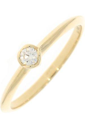 """XEN Ring """"one Ring Mit Diamant 0,11 Ct. 585 Gelbgold"""" in , Schmuck für Damen"""