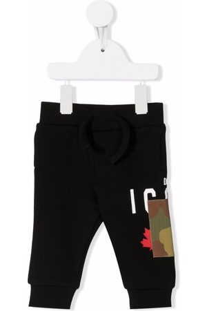 Dsquared2 Jogginghosen - Jogginghose mit Camouflage-Patch