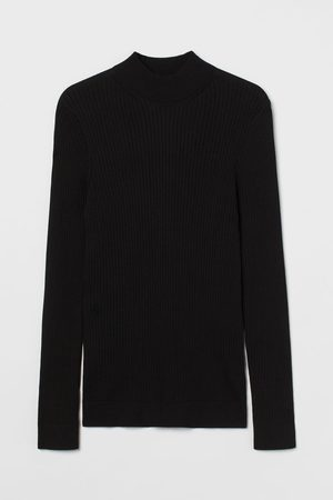 H&M Turtleneck-Pullover Muscle Fit