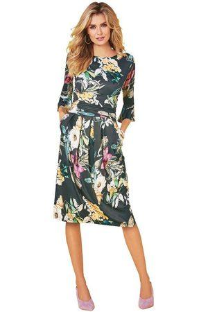 CRÉATION L Druckkleid »Jersey-Kleid«