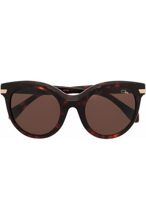 Cazal Damen Sonnenbrillen - Sonnenbrille mit rundem Gestell