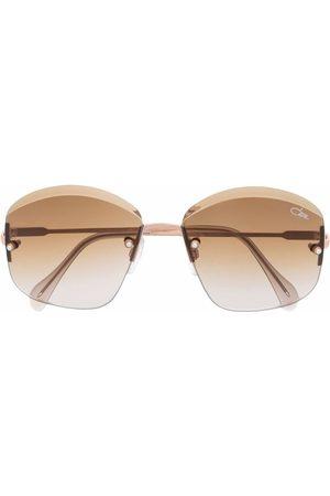 Cazal Damen Sonnenbrillen - Rahmenlose Oversized-Brille