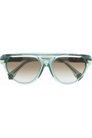 Cazal Getönte 8503 Pilotenbrille
