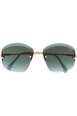 Cazal Rahmenlose Oversized-Brille