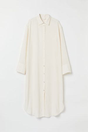 H & M Blusenkleid aus Jacquardstoff