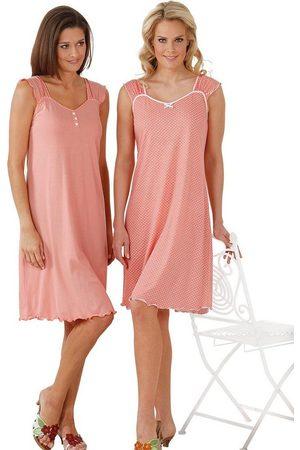 Ascafa Damen Schlafanzüge - Sleepshirt »Sleepshirts«