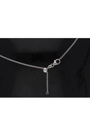 Adelia's Kette mit Anhänger »925 Anhänger mit Zirkonia - Set mit Halskette«, 925 Sterling Silberschmuck für Damen