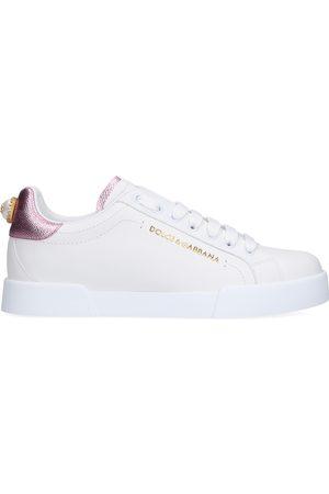 Dolce & Gabbana Damen Sneakers - Portofino sneakers , Damen, Größe: 38 1/2