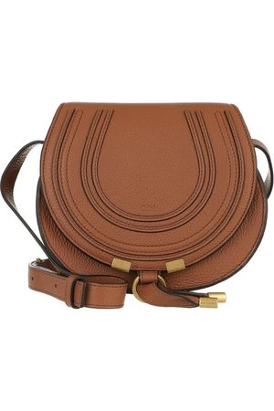 Chloé Crossbody Bags Small Marcie Shoulder Bag Grained Leather