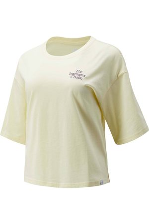 New Balance Damen T-Shirts, Polos & Longsleeves - Athletics Damen T-Shirt XS