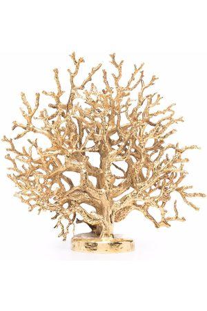 Goossens Baum im Korallen-Design mit Glanzoptik