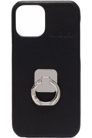 AMBUSH IPHONE 12/12 PRO CASE B RING BLACK BLACK
