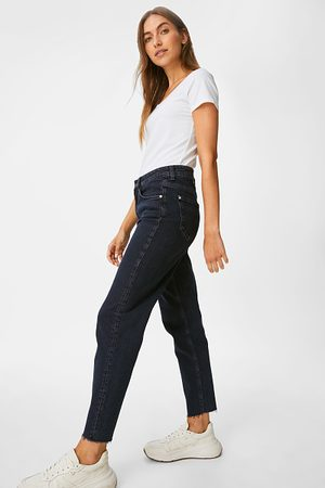 C&A Mom Jeans-recycelt