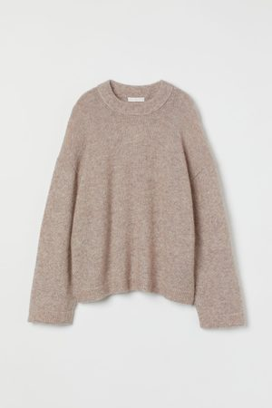 H&M Pullover aus Mohairmix