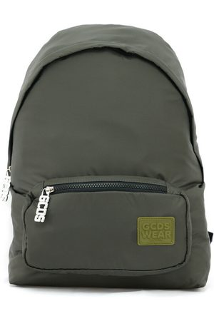 GCDS Backpack With Logo Fw22M010012 , unisex, Größe: One size