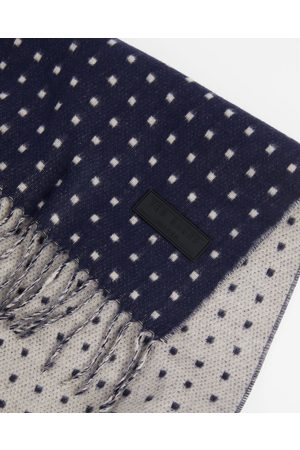 Ted Baker Dot Woven Scarf