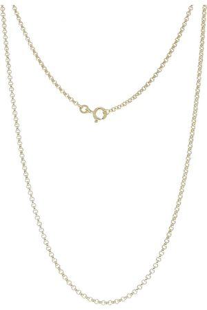 """Luxxos Herren Halsketten - Erbskette """"2,00 Mm 585 Gelbgold"""" in , Schmuck für Herren"""