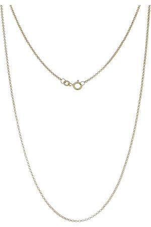 """Luxxos Herren Halsketten - Erbskette """"1,50 Mm 585 Gelbgold"""" in , Schmuck für Herren"""